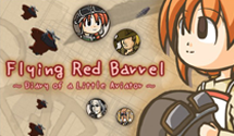Flying Red Barrel: Diary of a Little Aviator