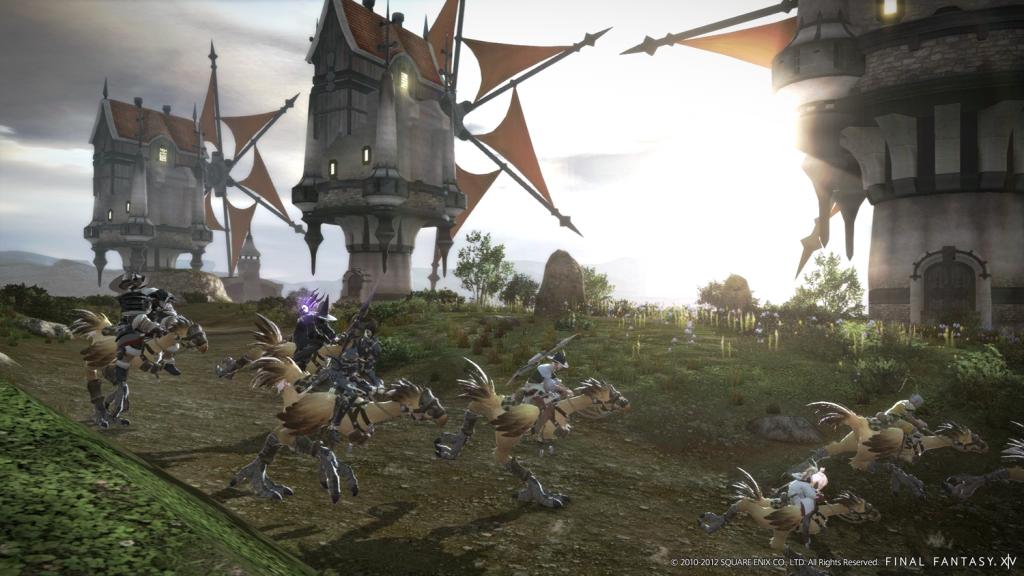 9337FINALFANTASY XIV ARR PUB 0901 02 1024x576 Final Fantasy XIV NEWS: A Realm Reborn beta phase 3