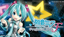 Project Diva F Is Coming To The West!