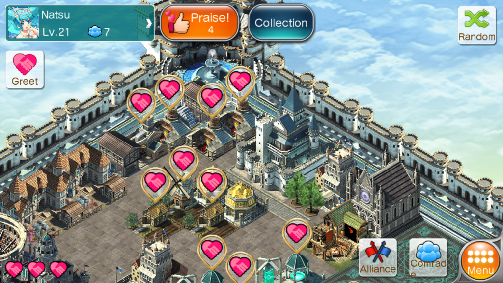 Valkyrie Crusade Screenshot
