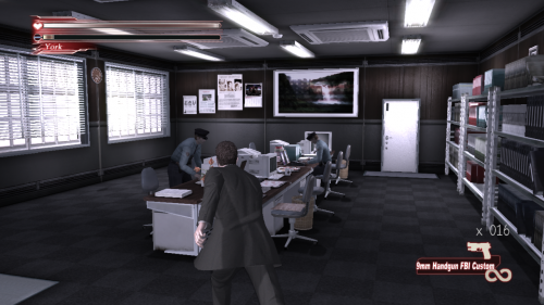 Deadly Premonition: The Director's Cut - Exploration