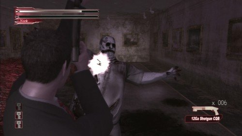 Deadly Premonition: The Director's Cut - Combat section