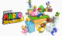 Hands on with Super Mario 3D World
