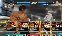 Tekken Card Tournament Review (Game and Cards) (Android)