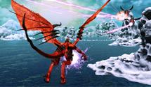 Crimson Dragon looks stunning
