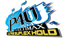 Persona 4 Arena The Ultimax Ultra Suplex Hold