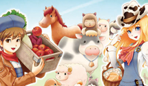 Harvest Moon 3D: A New Beginning Review (3DS)