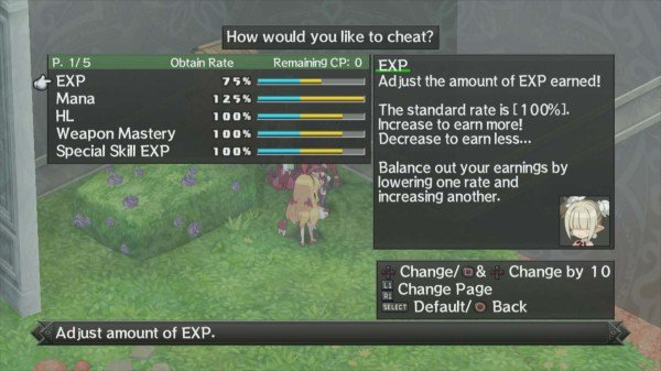 Disgaea D2 - cheat shop