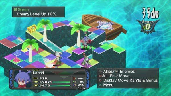 Disgaea D2 - item world