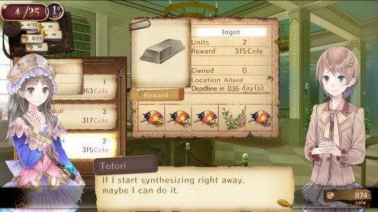 Atelier Totori Review Switch 5