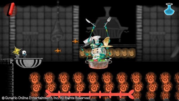 Dokuro - Boss battle