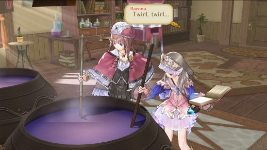 Atelier Totori Review Switch 2
