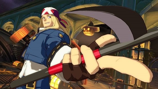 Guilty Gear 1