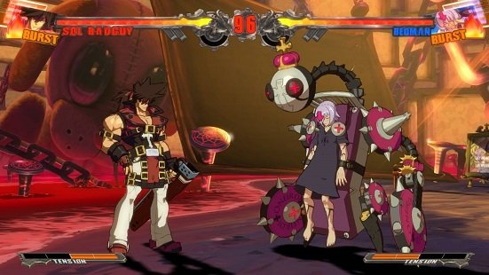 Guilty Gear 5