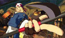 New Guilty Gear Xrd character revealed, plus a ton of new screens
