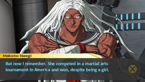 Danganronpa - This is a male character