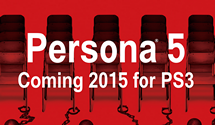 Persona 5 coming to the West in 2015