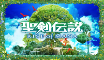 Rise of Mana looks nice and pretty