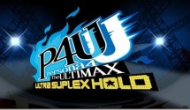 Could Rise Kujikawa and Ken Amada be fighters in Persona 4 Arena: Ultra Ultimax Suplex Hold?