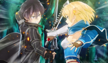 Sword Art Online Hollow Fragment preview videos