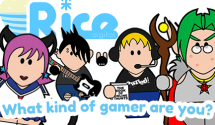 What kind of gamer are you? Rice Digital Quiz
