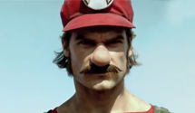 Weird Japanese Mario Commercial will give you nightmares