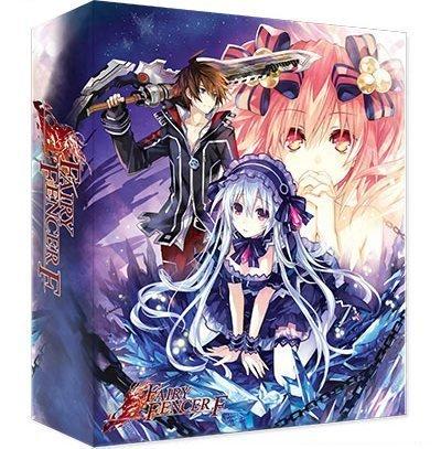 Fairy Fencer F Announcement - Box 1