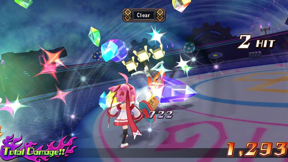 Mugen Souls Z - Battle 2