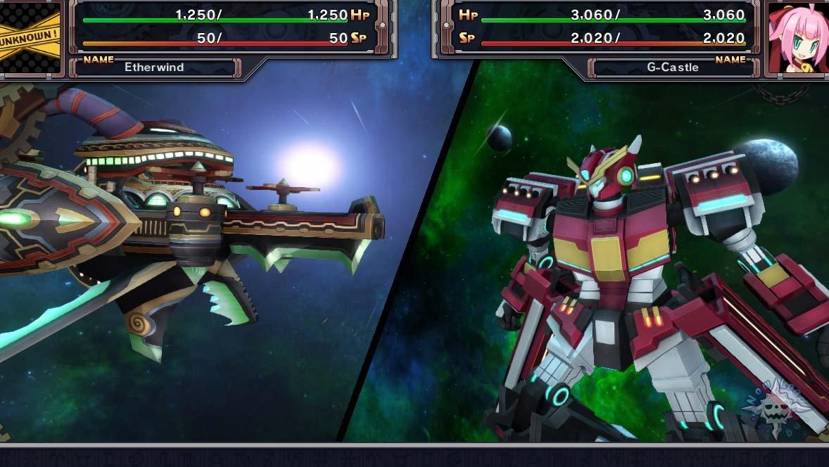 Mugen Souls Z - G-Castle Battles
