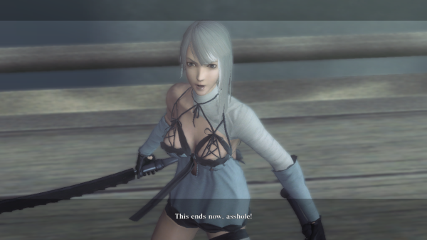 how to know what route you are nier