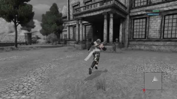 Nier - Resident Evil