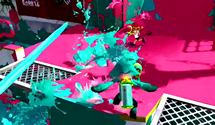 Splatoon the most underrated game of E3