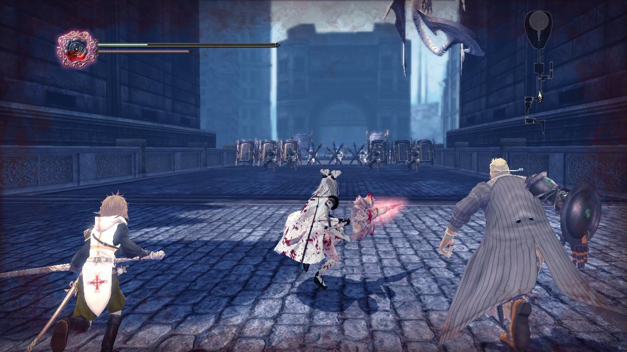 Drakengard 3 - Action