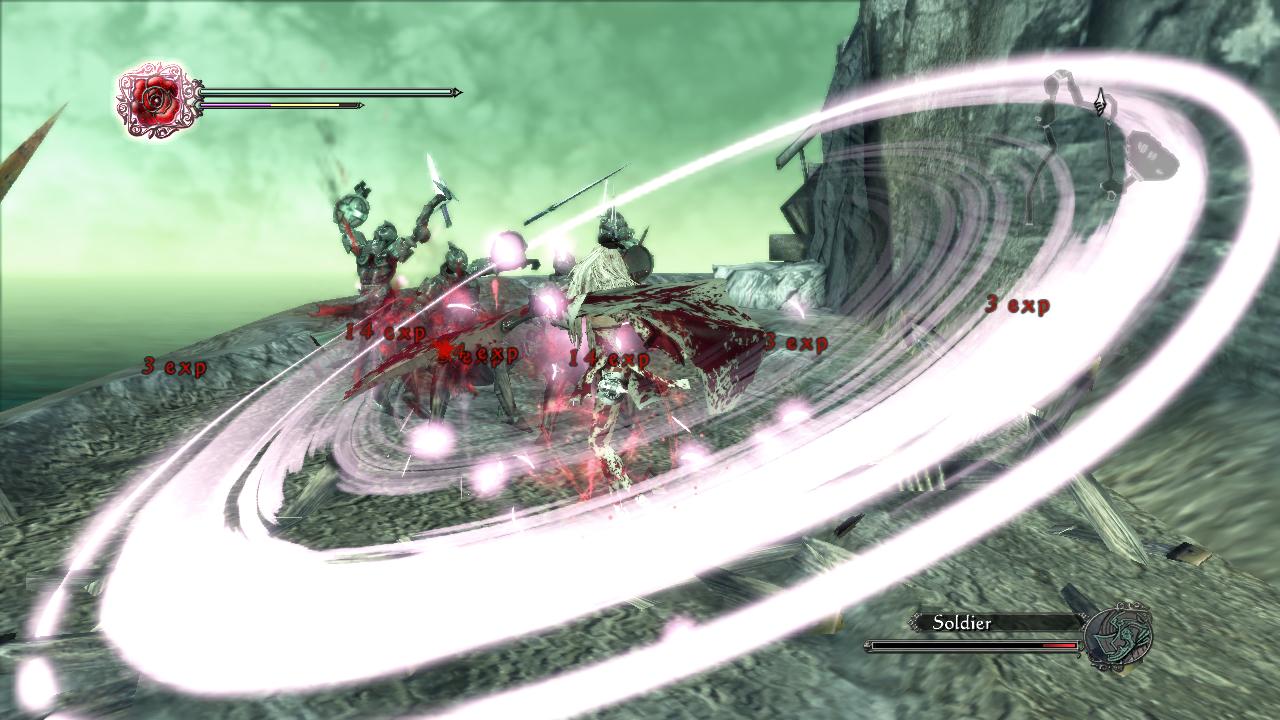 Drakengard 3 - Action 2
