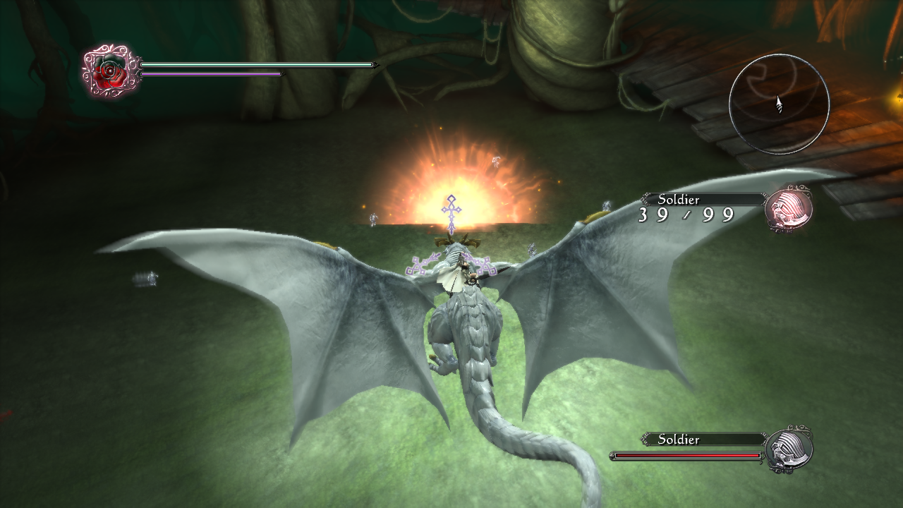 Drakengard 3 - Dragon 2