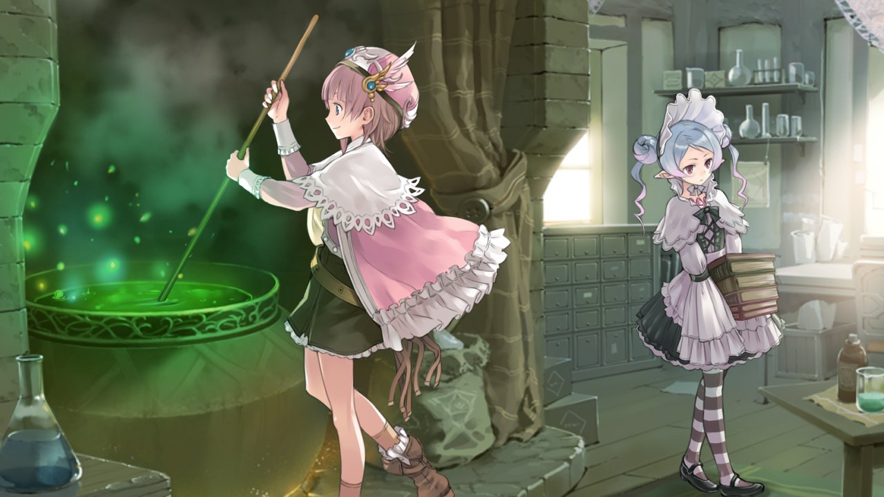 review atelier rorona plus the alchemist of arland rice digital atelier rorona plus the alchemist of arland review