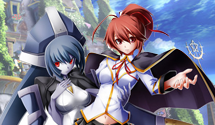 BlazBlue Chronophantasma Extend opening