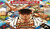 Street Fighter Monopoly and Mario Chess!