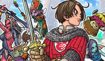 Dragon Quest X 3DS gameplay