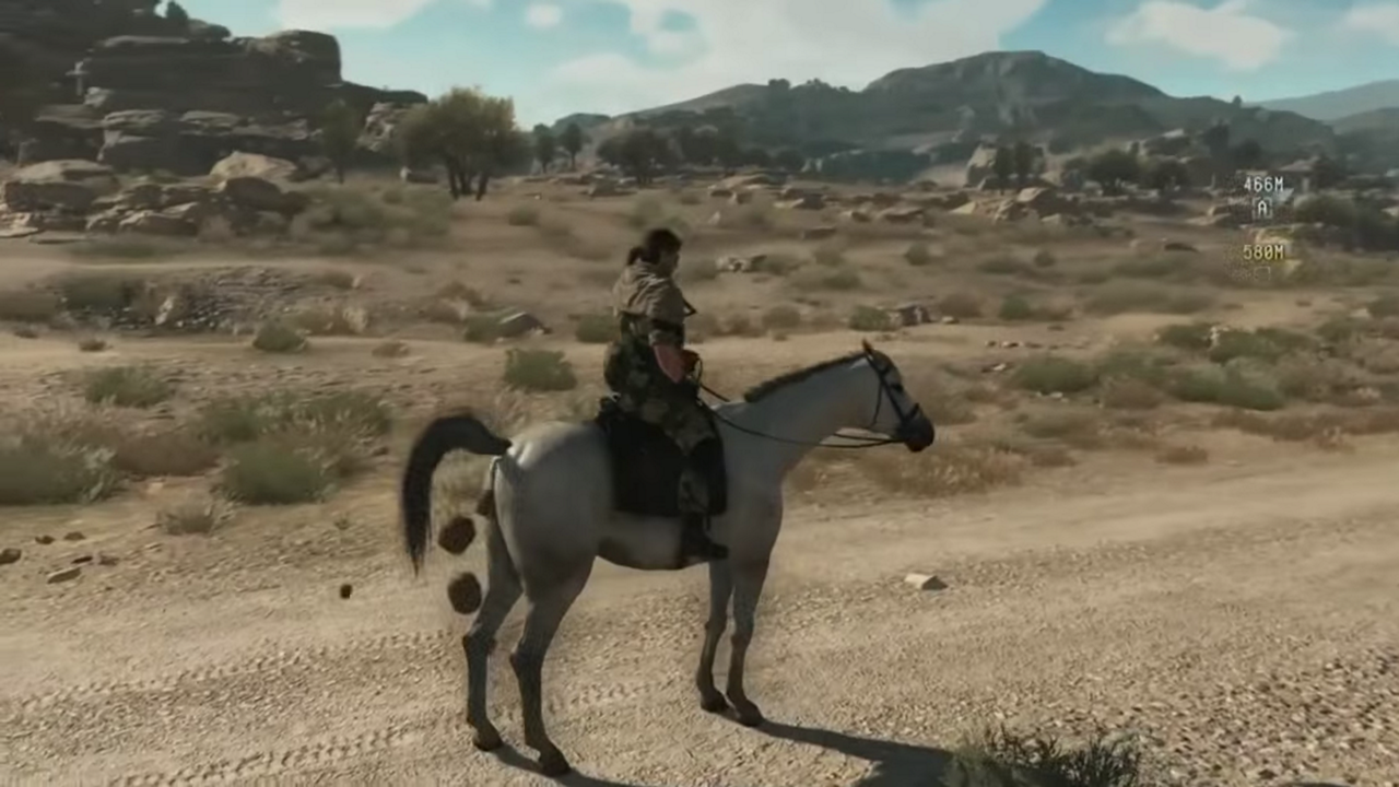 Metal Gear Solid V The Phantom Pain Gamescom Gameplay