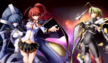 BlazBlue Chronophantasma trailer shows Celica and Lambda in action