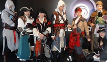 Gamescom 2014 Cosplay Photo Collection