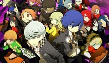 Aigis and Rei are reporting for cutie in Persona Q: Shadow of the Labyrinth trailers