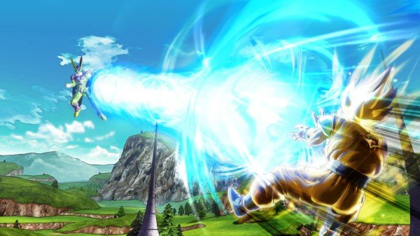 DB XV - Goku vs Cell_1402391014-dragon ball xenoverse