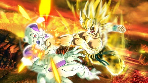 DB XV - Goku vs Frieza_1402391015-dragon ball xenoverse