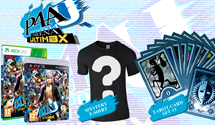 Persona 4 Arena Ultimax T-Shirt designs revealed for Pre-Orders