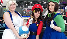 Play Expo Cosplay Round-up