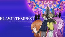 Anime Review: Blast of Tempest (Collection One)