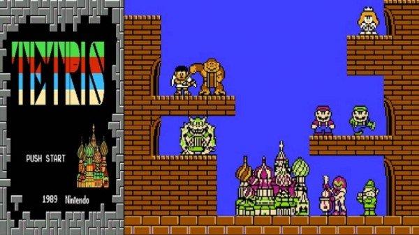 link-tetris-Zelda Crossovers