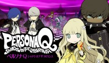 Persona Q: Shadow of the Labyrinth Launch Trailer Released